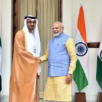 List of 14 agreements signed by India, UAE