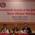 BIMSTEC Summit 2017