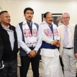 India, Ukraine Signed Agreement on Cinema Cooperation