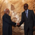 India Rwanda Signed Three Agreements