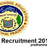 HP TGT Recruitment 2017 for 1226 Posts : Online Apply and Form