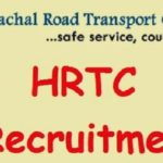 HRTC Driver Recruitment 2017: Online Apply