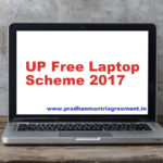 Free Laptop Scheme UP 2017 : Online Registration