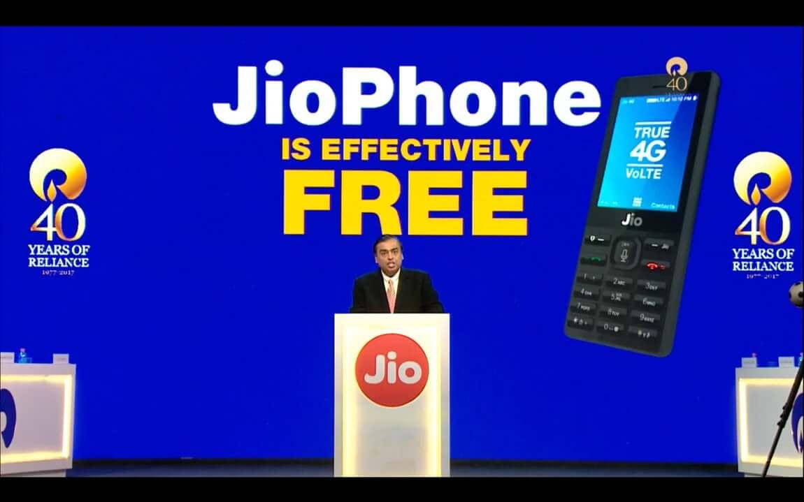 Jio 4g 1500 Rs mobile