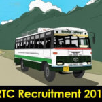 HRTC Conductor Bharti 2017 | 1000 Posts | Online Apply |