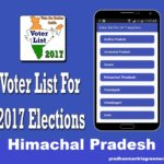 HP Voter List 2017 : District Wise | Online Check