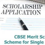 CBSE Merit Scholarship Scheme for Girls | Online Apply | Application Form