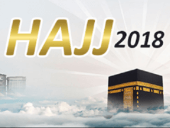Hajj 2018 Application Form