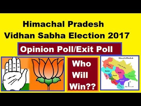 HP Exit Poll 2017