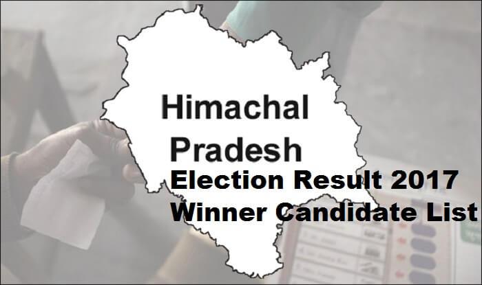 HP Winner Candidate List 2017