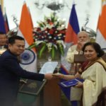 List of Agreements / MoU between India and Cambodia