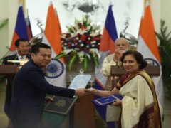 India Cambodia Agreement