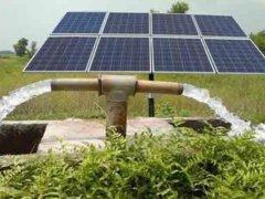 Harayana Solar Water Tubewell Scheme