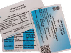digital-ration Card WB