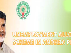 Unemployment Allowance Scheme AP Registration