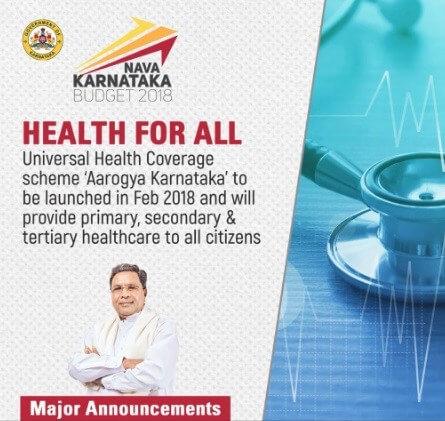 Universal Health scheme Karnataka