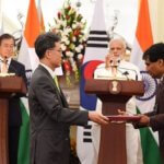 List of Agreements / MoU between India and Republic of Korea