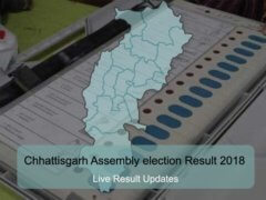 Chhattisgarh election result 2018