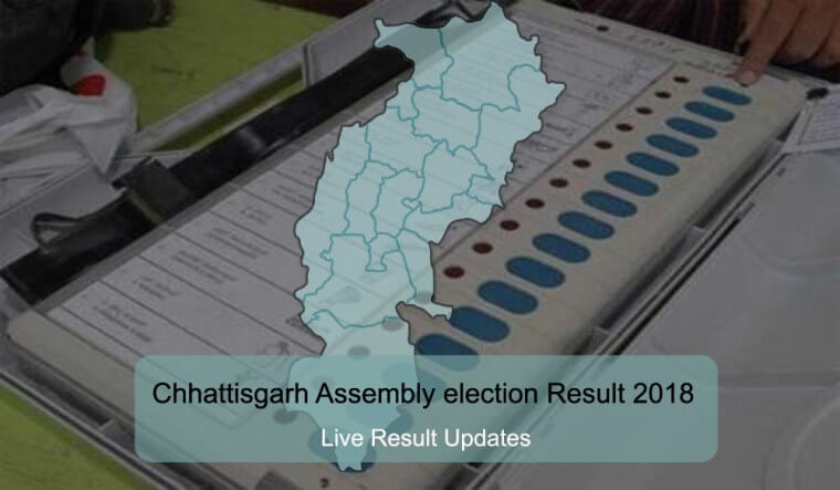 Chhattisgarh election result 2018
