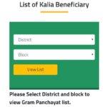 Kalia Yojana List Bhadrak Odisha 2019   2nd & 3rd phase kalia yojana list